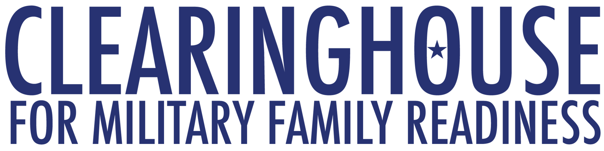 Military Clearinghouse for Family Readiness logo